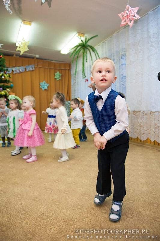 Репортажная фотосъемка в детском саду