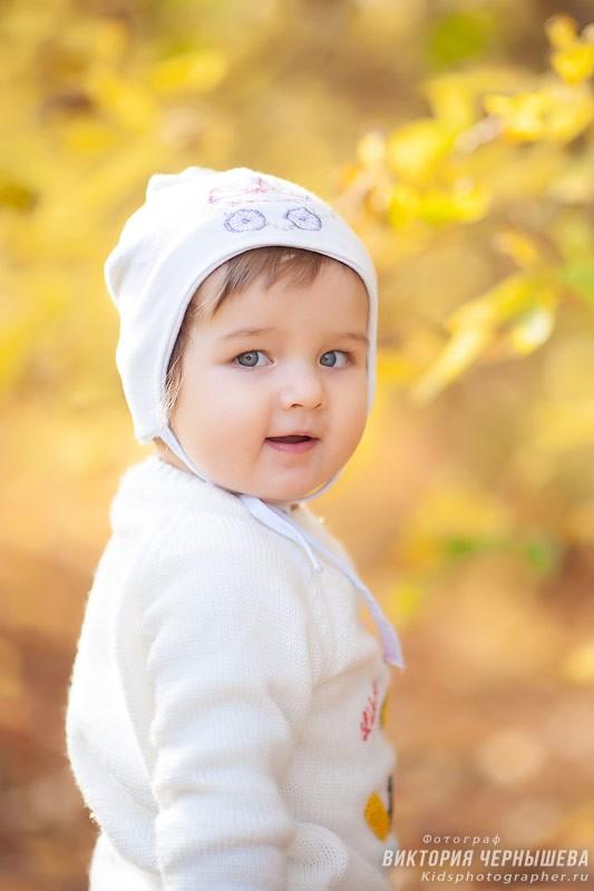фото девочки 1 год и 3 месяца